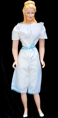19-inch Louisa Anne doll by Maggie Head Kane