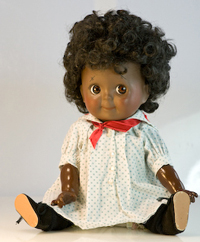 Reproduction Googly Doll